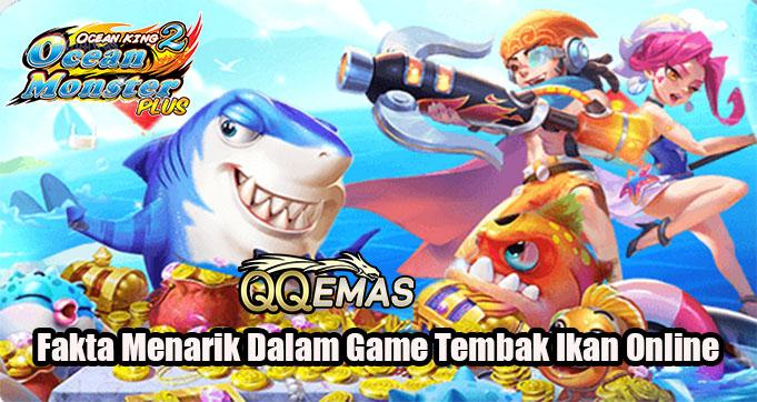 Fakta Menarik Dalam Game Tembak Ikan Online